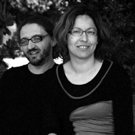 Clara Boj y Diego Díaz